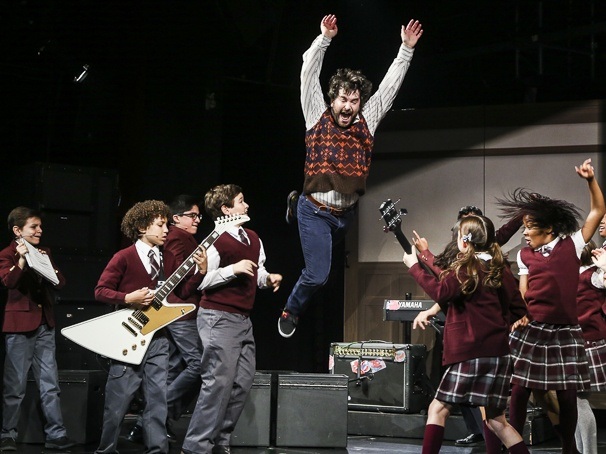 OP - School of Rock - Meet and Greet - Gramercy Theatre - 6/15 - Alex Brightman