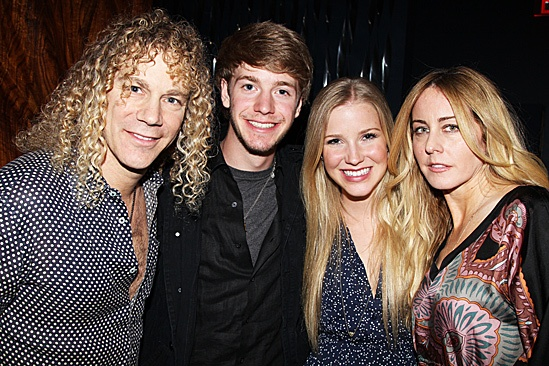 Memphis Celebrates 1,000 Performances – David Bryan and Family