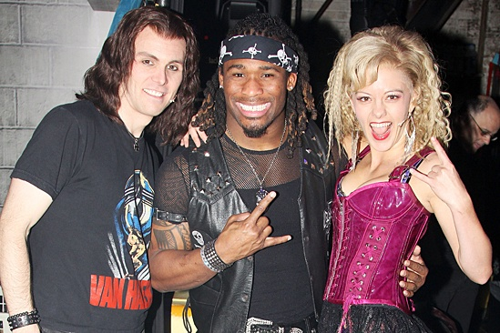 Kate Rockwell Rock Of Ages