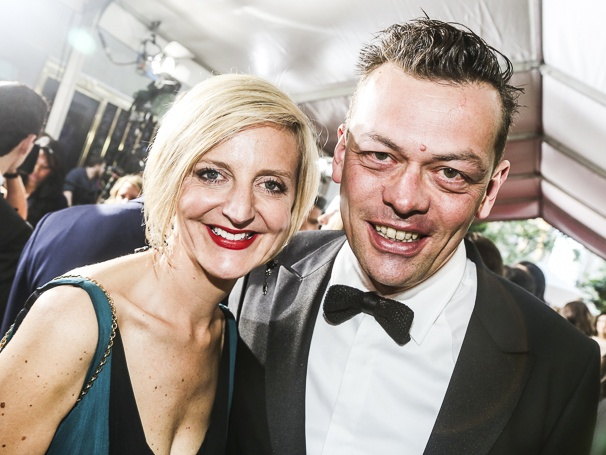 The Tony Awards - 6/15 - Marianne Elliott - Simon Stephens