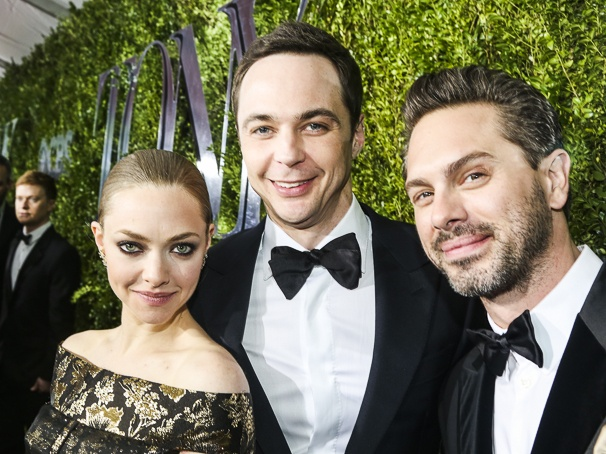 The Tony Awards - 6/15 - Amanda Seyfried - Jim Parsons - Thomas Sadoski