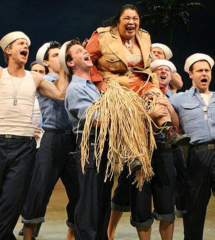 South Pacific - Show Photo - Loretta Ables Sayre