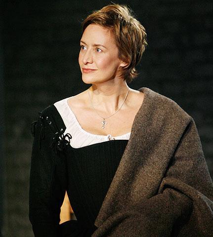 Mary Stuart - Show Photo - Janet McTeer