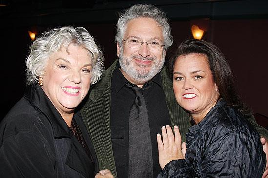 Love, Loss opening –  Tyne Daly – Harvey Fierstein – Rosie O'Donnell