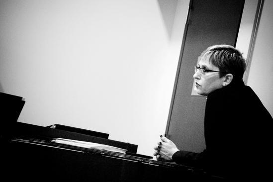 Ragtime rehearsal – Marcia Milgrom Dodge