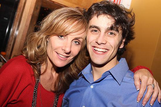 Mamma Mia eighth anniversary – Judy McLane - Michael Mindlin