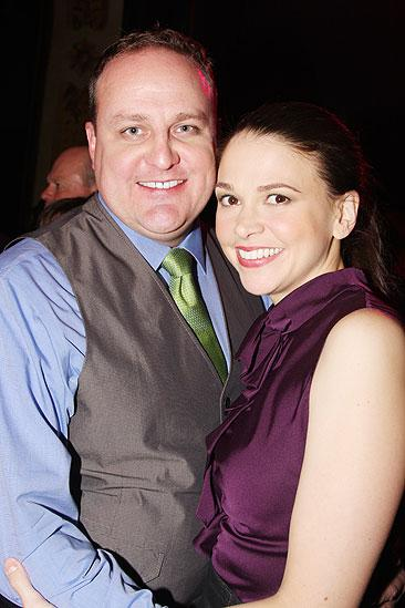 Memphis Opening - Kevin Covert - Sutton Foster