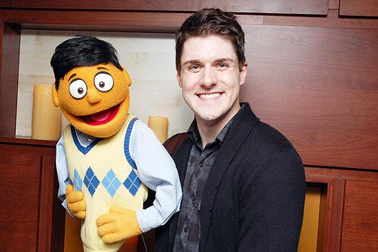 Avenue Q Opens at New World Stages – Seth Rettberg