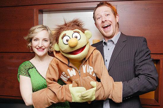 Avenue Q Opens at New World Stages – Maggie Lakis – Cullen R. Titmas