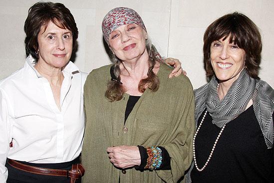 Jane Lynch joins Love Loss – Delia Ephron – Ilene Beckerman – Nora Ephron