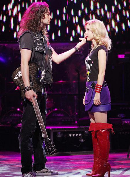 Show Photos - Rock of Ages - Constantine Maroulis - Kerry Butler