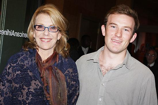 After Miss Julie Opening - Jill  Clayburgh - son
