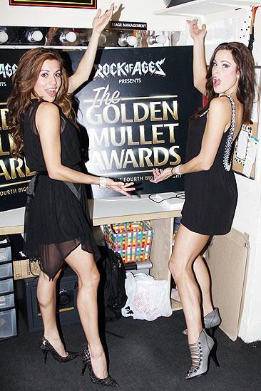 The Golden Mullet Awards - Angel Reed - Katherine Tokarz