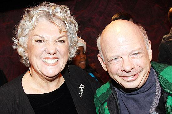 Glee Visits Love, Loss and What I Wore –Tyne Daly – Wallace Shawn