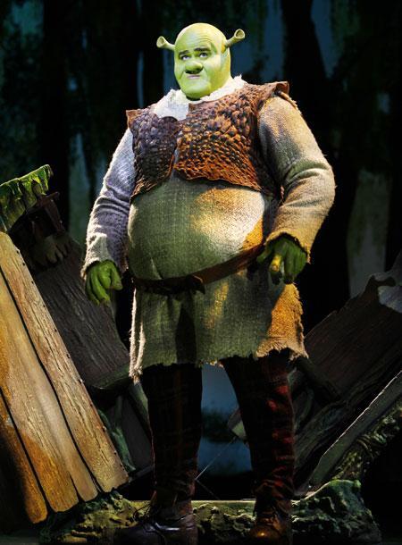First Look - Ben Crawford in Shrek 1