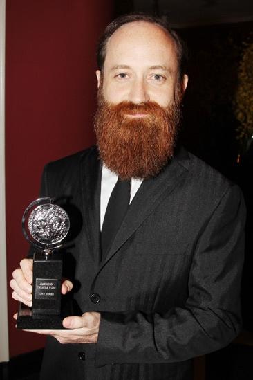 2013 Tony Awards Winner's Circle – Leon Rothenberg