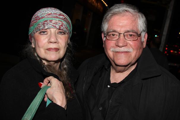 November 2009 cast of Love, Loss – Ilene Beckerman - Stanley