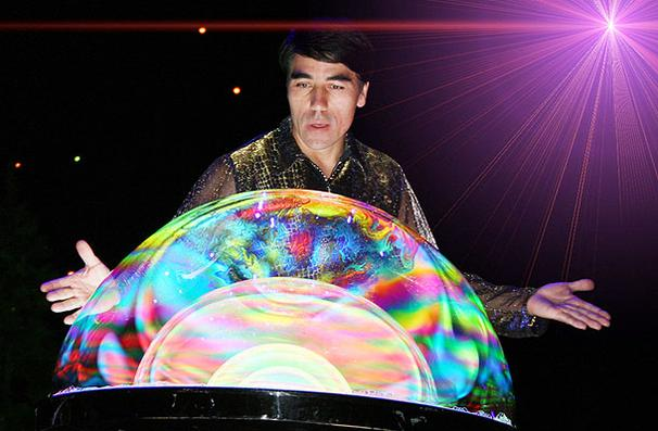 Gazillion Bubble Show - Show Photos - cast 1