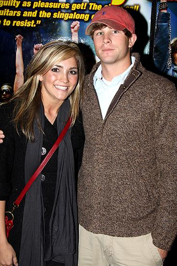 Jamie Lynn Spears and Casey Aldridge at Rock of Ages - Jamie Lynn Spears - Casey Aldridge