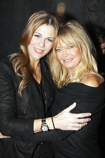 Goldie Hawn and Martin Short at Love Loss – Rita Wilson – Goldie Hawn