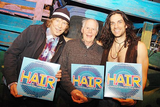 Hair Vinyl Release – James Rado – Galt MacDermot – Will Swenson