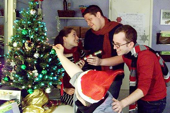 Rondi Reed Seasonal Snapshots at Wicked – Marybeth Abel – Christy – Jason – Adam