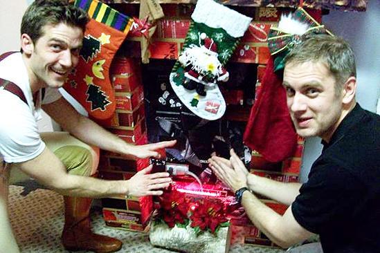 Rondi Reed Seasonal Snapshots at Wicked – Kevin Kern - Michael