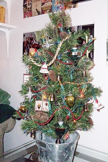 Rondi Reed Seasonal Snapshots at Wicked – little tree