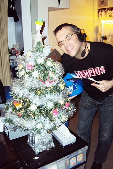 Seasonal Snapshots at Memphis 2009 – Gary Mickelson