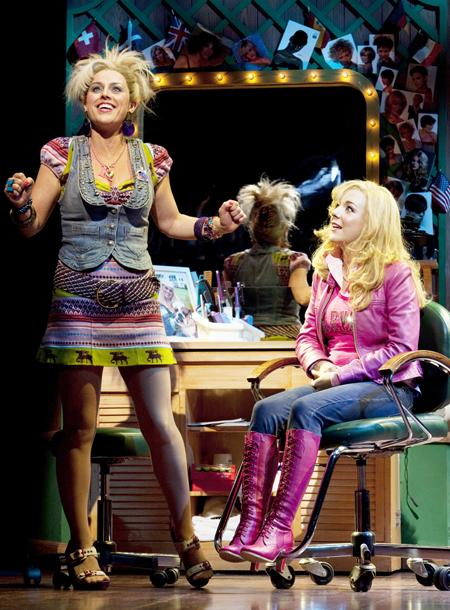Legally Blonde Broadway Show 48