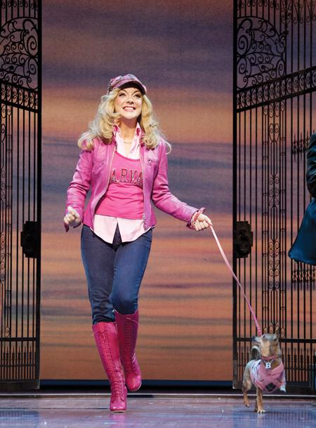 Legally Blonde Broadway Show 25
