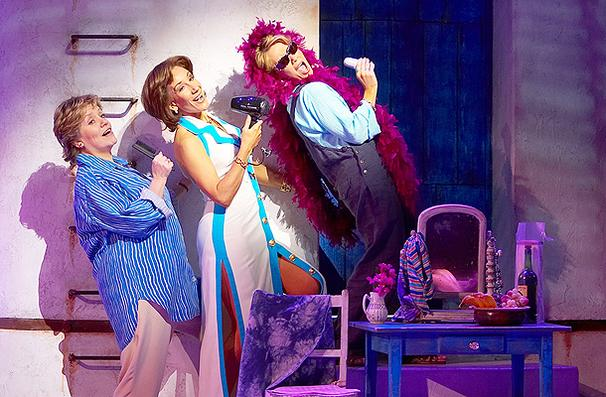 Mamma Mia - London Show Photos - Katy Secombe - Jane Gurnett - Linzi Hately