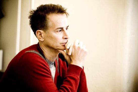 Next Fall Rehearsal - Geoffrey Nauffts