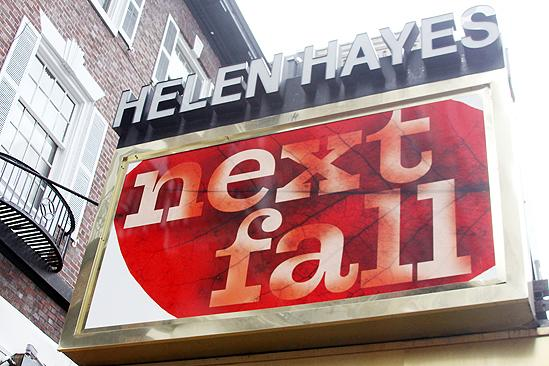 Next Fall Meet and Greet - theatre
