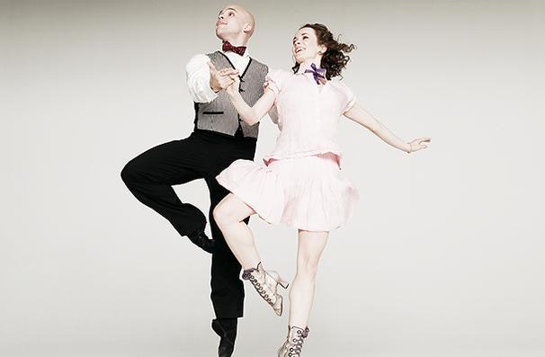 Show Photos - Come Fly Away - Charlie Neshyba-Hodges - Laura Mead