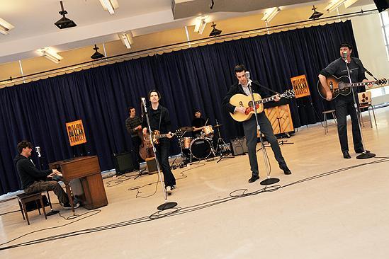 Million Dollar Quartet Meet and Greet – performance