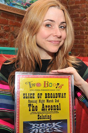 Rock of Ages at Two Boots – Kerry Butler