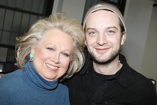 Sondheim on Sondheim Meet and Greet - Barbara Cook - Euan Morton