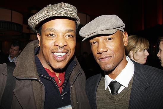 Behanding in Spokane Opening Night – Russell Hornsby – Tory Kittles