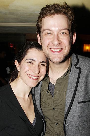 Next Fall Opening Night – Jenny Gersten – Andrew Kober