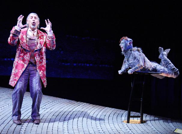 Show Photos - The Screwtape Letters - Max McLean