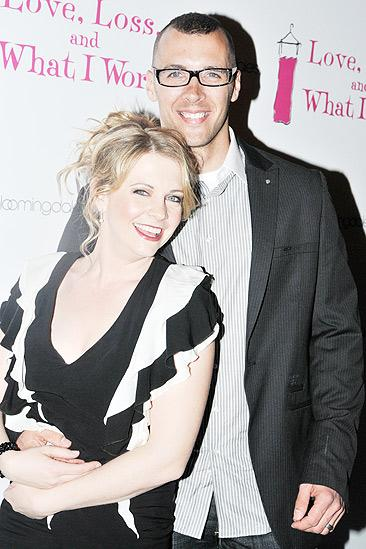 April 2010 Cast of Love, Loss – Melissa Joan Hart – husband Mark Wilkerson