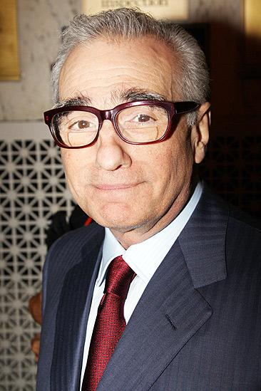 Red opening – Martin Scorsese