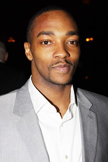 Red opening – Anthony Mackie