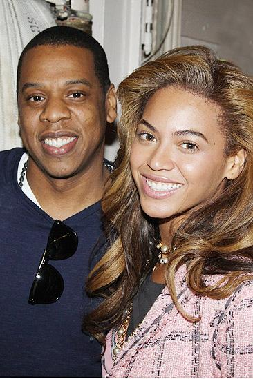 Beyonce Knowles and Jay-Z at Chicago – Jay-Z – Beyonce Knowles
