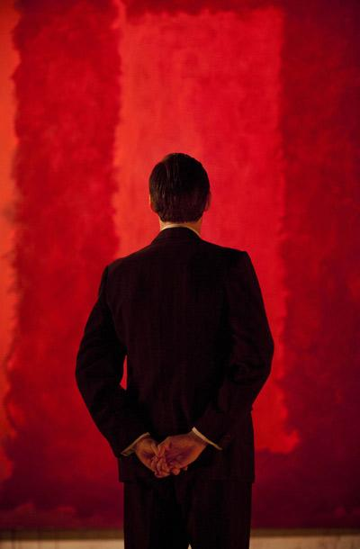 Show Photos - Red - Eddie Redmayne (2)
