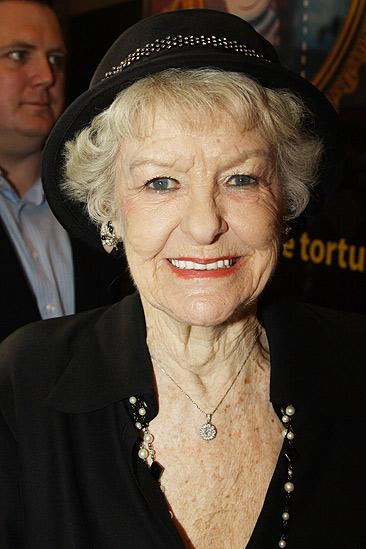 The Addams Family opening – Elaine Stritch