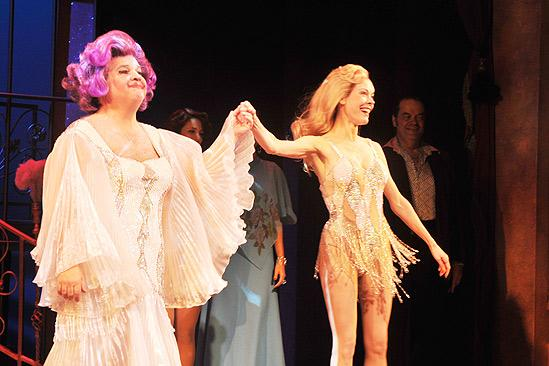 La Cage aux Folles Opening Night – Fred Applegate – Veanne Cox