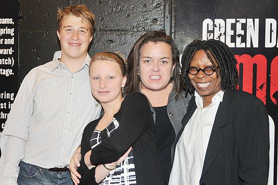 American Idiot Opening – Rosie O'Donnell - Whoopi Goldberg