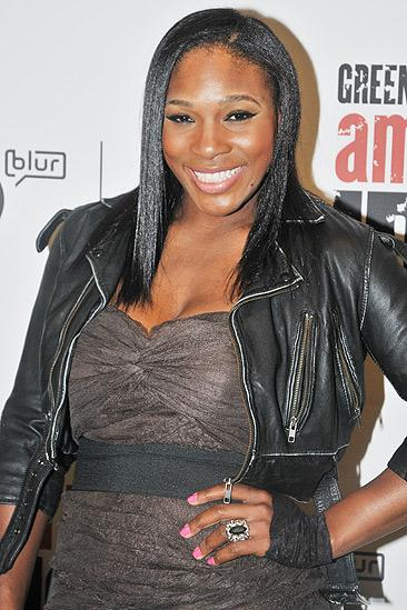 American Idiot Opening – Serena Williams